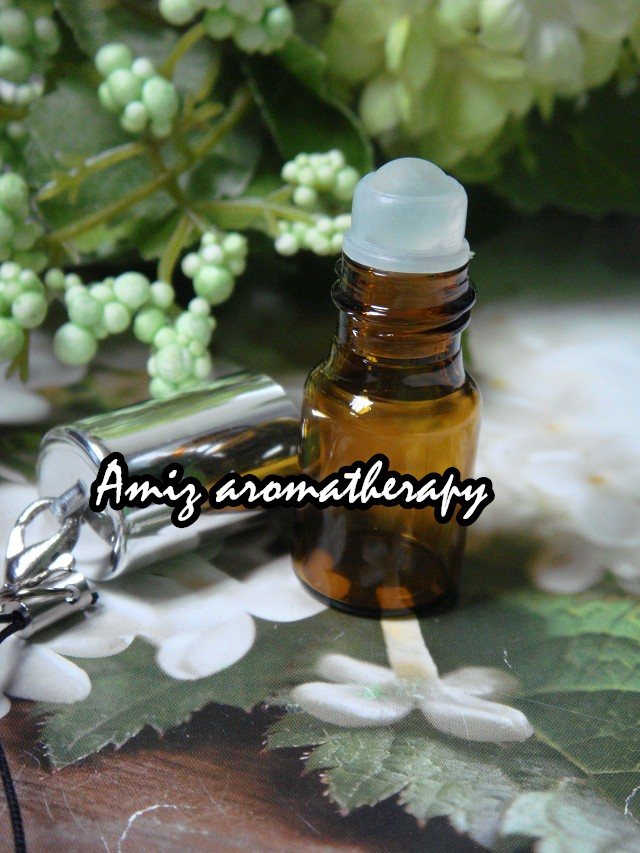 迷你香薰3ML走珠小樽|Mini 3ml aroma essential oil roll-on bottle