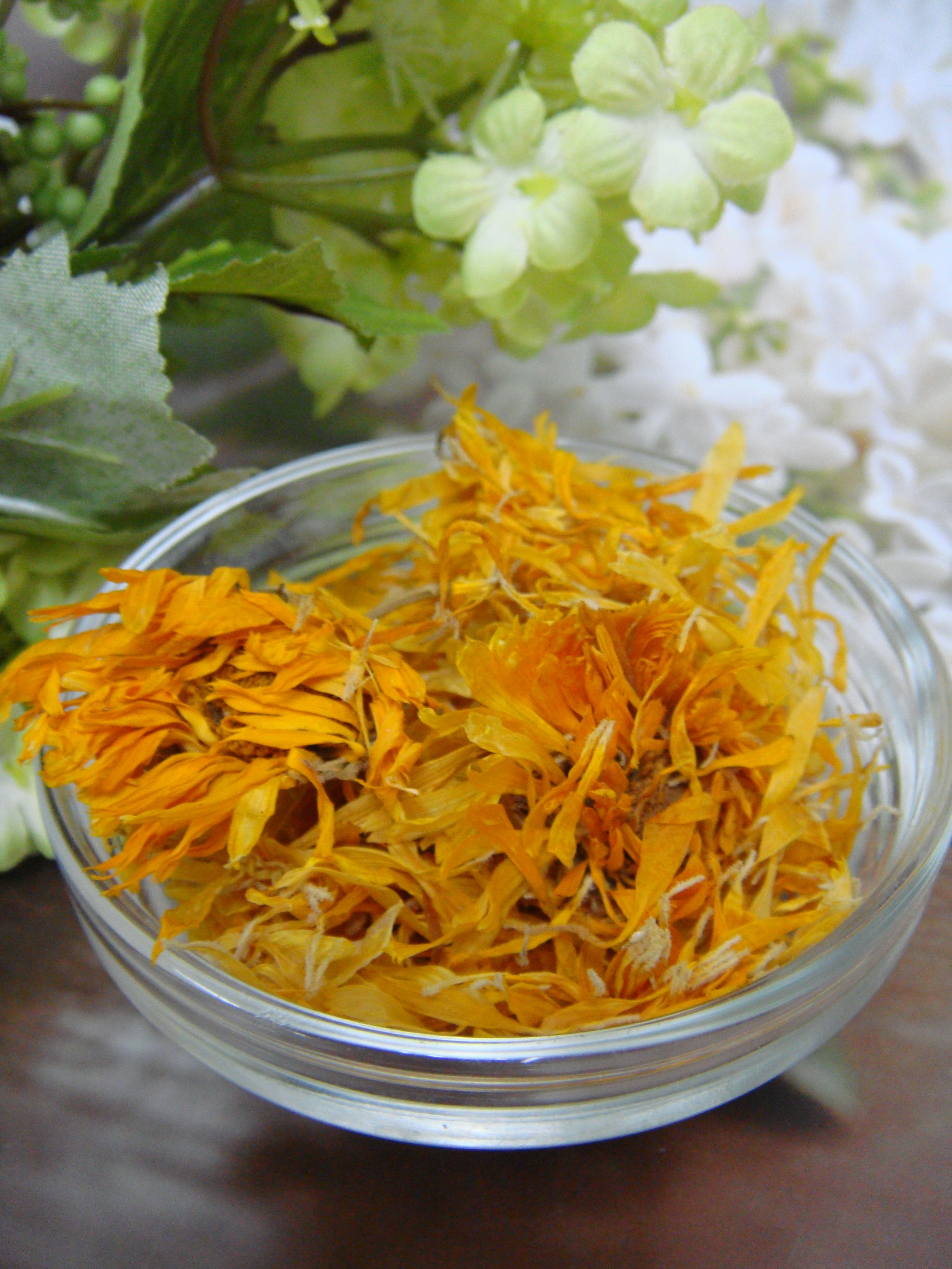 有機金盞花花茶 | Organic Calendula herbal tea