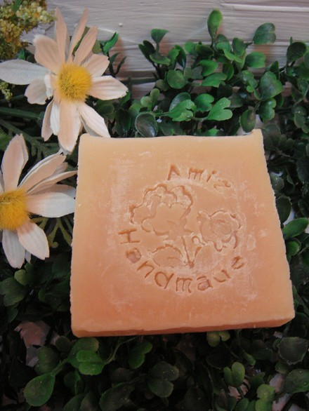 天然香薰生薑驅風皂|Aroma ginger sootheng hand-made soap