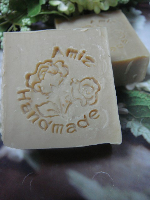 100%法國純羊奶抗敏保濕皂|100%France hand-made therapeutic anti-inflammatory moisturizing goat soap