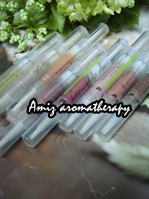 天然草本水凝唇彩|Organic botanical lip gloss