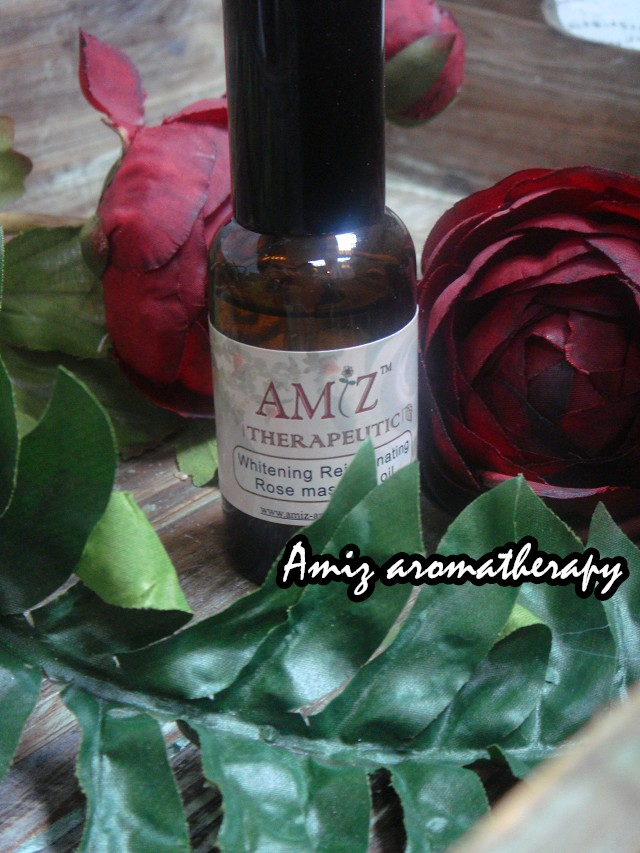 有機玫瑰果玫瑰按摩油|Organic anti-oxidant rosehip rose facial massage oil