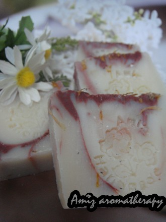 天然美肌甜睡皂|Aroma sweet sleeping hand-made soap