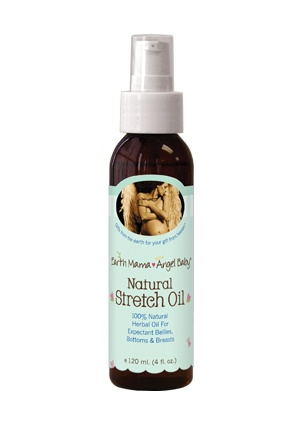有機妊娠紋油|Organic stretch mark massage oil