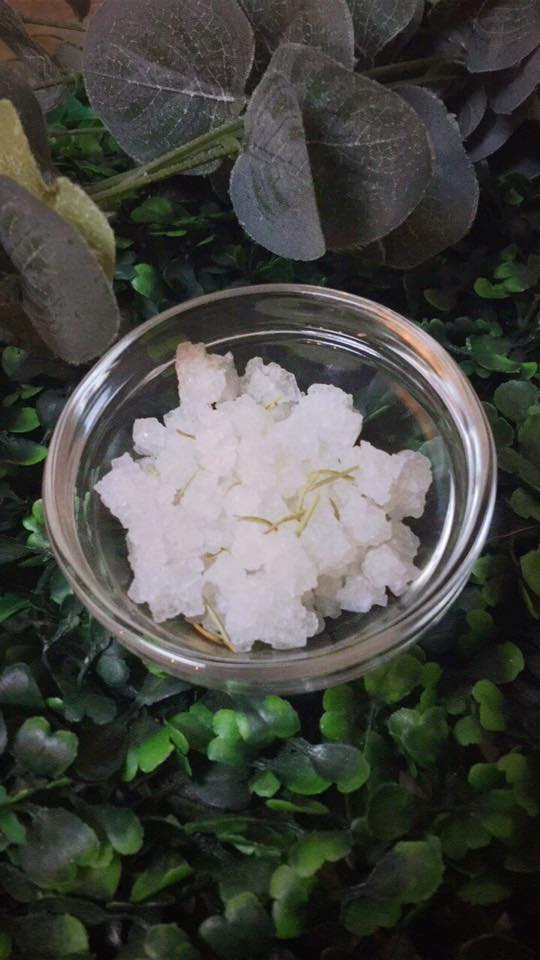 天氣滋陰助孕足浴死海浴鹽|Natural relaxing tonic fertility bath salt